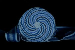 Mochilas-15 - Shades of Blue - Ka'i Wayuu