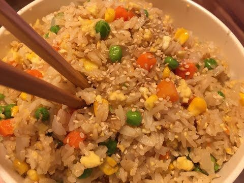 Instant Pot Hibachi Fried Rice | Pressure Luck Cooking