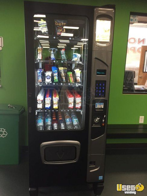New Listing: https://www.usedvending.com/i/2014-Intertek-Combo-Snack-Drink-Vending-Machine-for-Sale-in-Florida-/FL-HV-080Y 2014 Intertek Combo Snack & Drink Vending Machine for Sale in Florida!