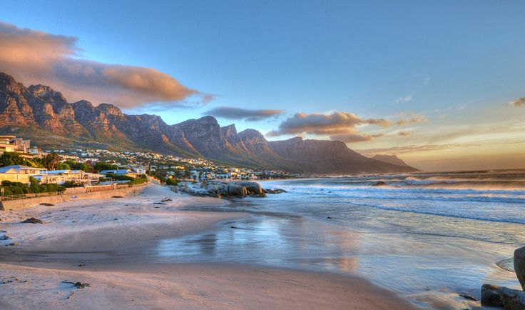 The Twelve Apostles, Cape Town. Pinned from South African Tourism #southafrica  #travel #studentflights