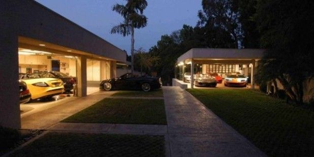 Fancy Car Garages Google Search Car Garage Shop