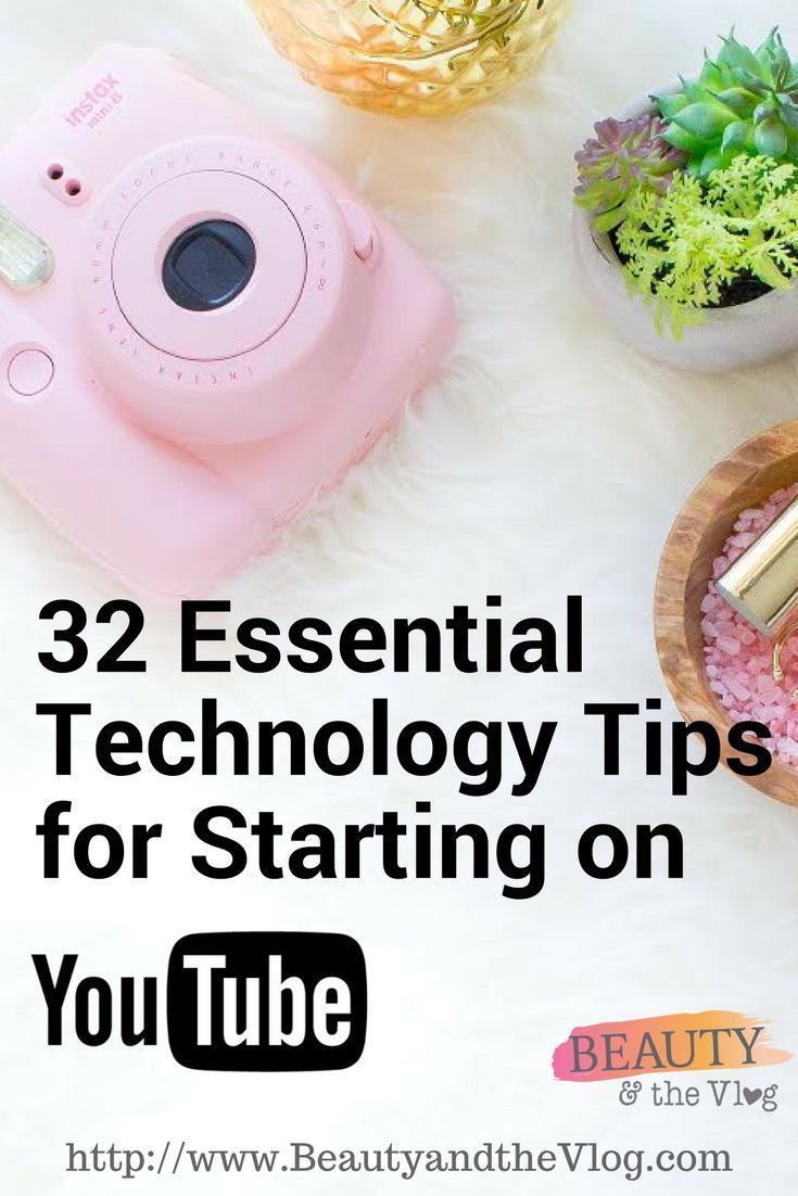 The Best YouTube Tech Tips, Tricks and Equipment You Need to Know