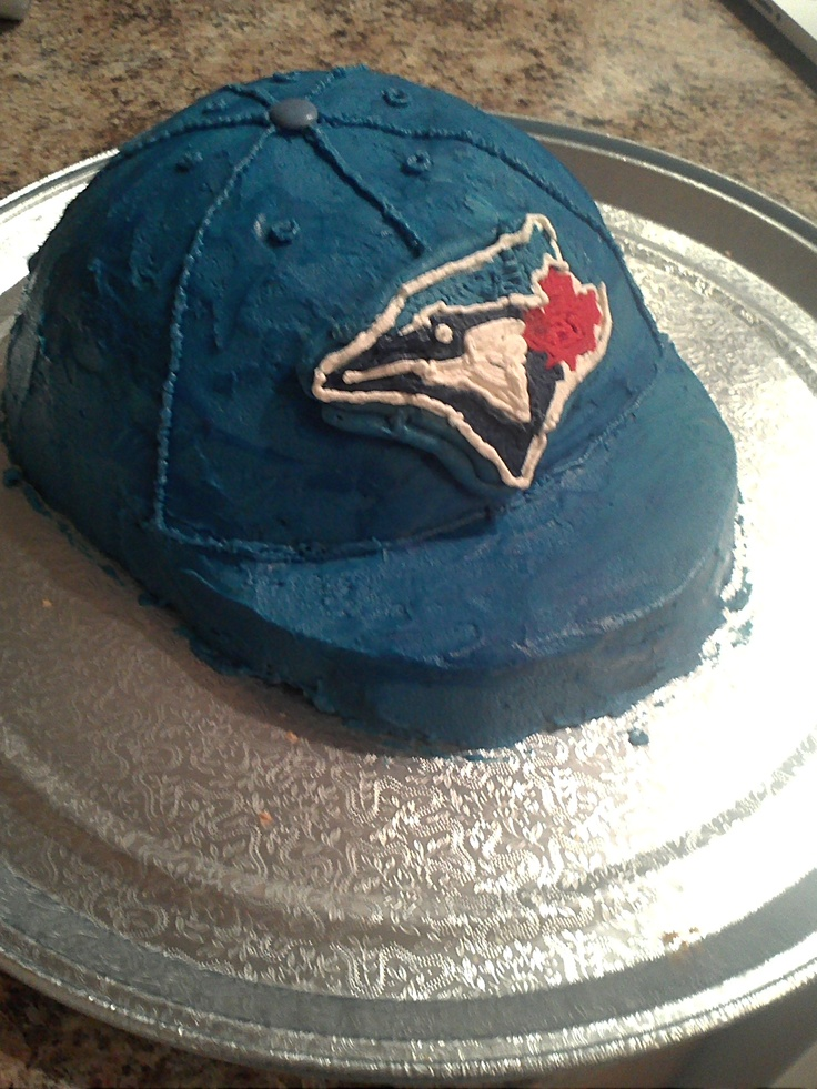 Blue Jays Cake Images : Toronto Blue Jays Cake Ideas and Designs