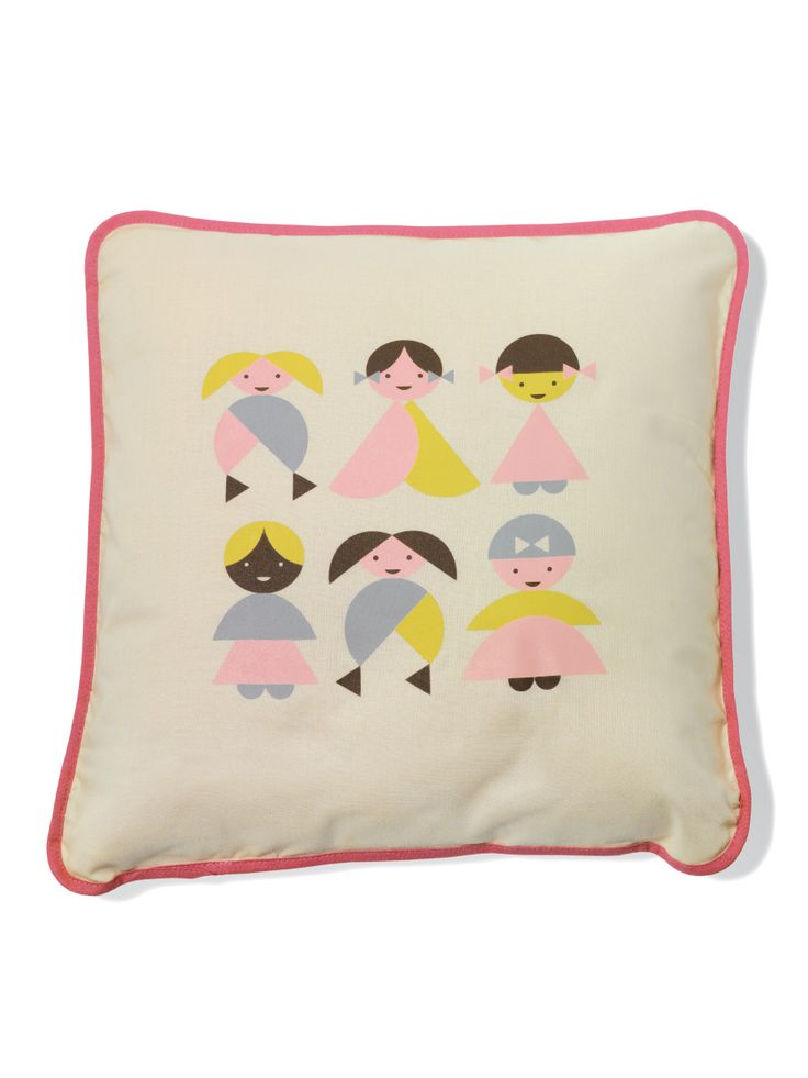 Frida Colette / cushion / lavmi