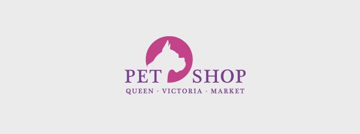 Queen Victoria Market - Petshop logo