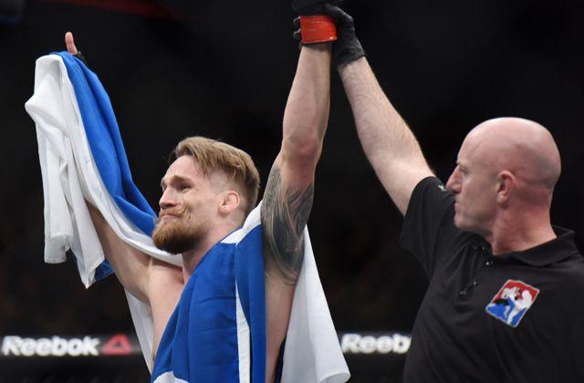 UFC Fight Night 84 results: Teemu Packalen quickly taps Thibault...: UFC Fight Night 84 results: Teemu… #UFC195 #UFC195fightcard #UFC