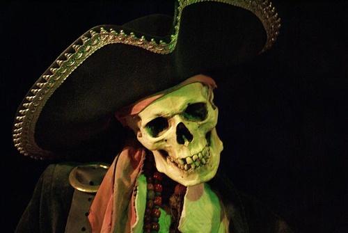 Tis a fine hat, by my beard, a fine hat... but arrrr ye feelin' like yer ol' self...