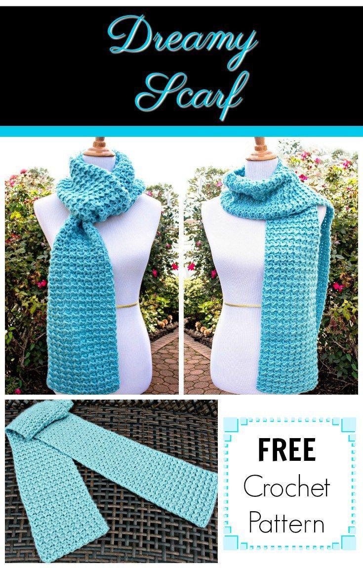1887 best crochet hats scarves shawls images on pinterest week 3 dreamy scarf by pattern paradise bankloansurffo Gallery