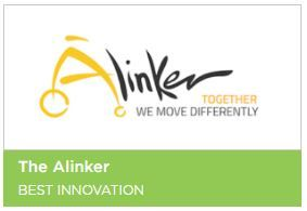 It's official: The Alinker Inventions Ltd has made the #Top10 list in the #BestInnovation category of Small Business BC's Award Program! Thanks to everyone who voted for us, believing in the power of #InnovationforSocialChange and supporting The R-volution of Inclusion! http://sbbcawards.ca/top10s/#innovation #Awards #Alinker #TogetherWeWalkDifferently #BC #Canada #Vancouver #Richmond