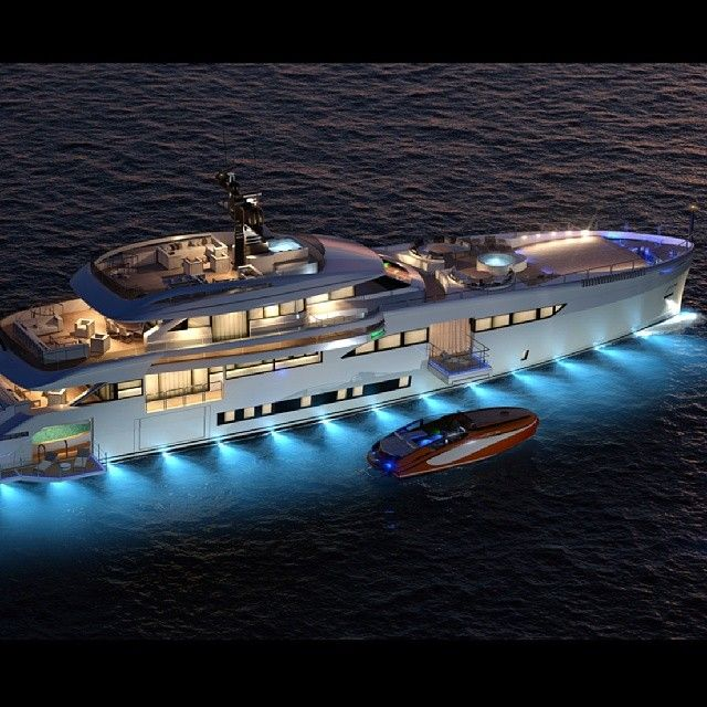 robbreportThe latest megayacht build from Wider Yachts, The Wider 165 is…
