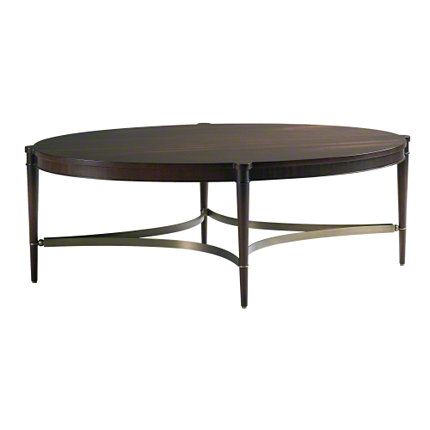 Baker furniture olivia coffee table 7855 thomas for Affordable furniture in baker