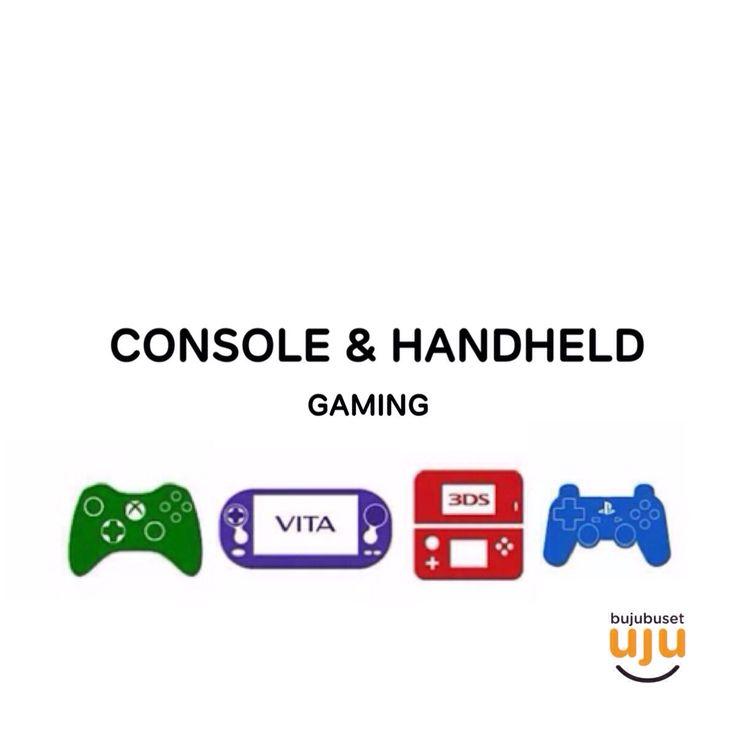 Semua produk console & handheld gaming ini original dan bergaransi. Hubungi Bujubuset:  081806137117 / BBM 53C1BE9A / LINE Bujubuset. Harga berubah sewaktu-waktu mengikuti USD.