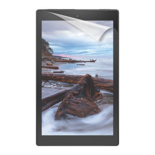 NuPro Fire HD 10 Screen Protector Kit (2-Pack) (5th Generation - 2015 release) , Anti-Glare -  - http://buytrusts.com/giftsets/2015/11/02/nupro-fire-hd-10-screen-protector-kit-2-pack-5th-generation-2015-release-anti-glare/