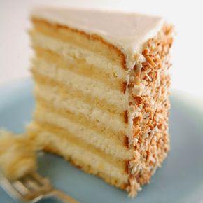recheio do famoso bolo da Peninsula Grill - cidade de Charleston na Carolina do Sul - USA  bolo famoso em festas de casamento.      Pre...