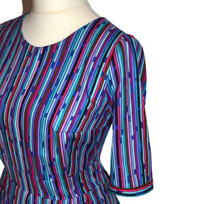 Gather Mortmain dress pattern