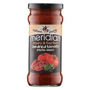 Meridian Organic Sundried Tomato Cooking Sauce
