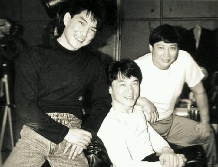 Jackie Chan, Sammo Hung, Yuen Biao