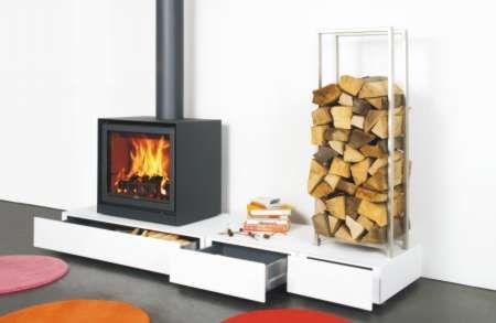 Questo sistema integrato di riscaldamento e arredamento è irresistibile. By STUV