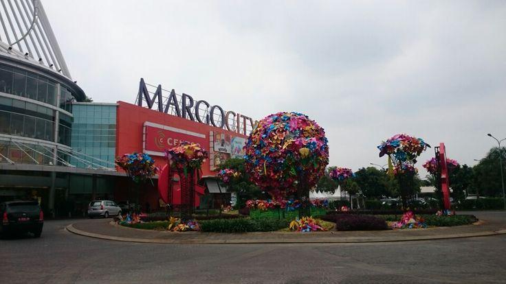 The Margocity Mall