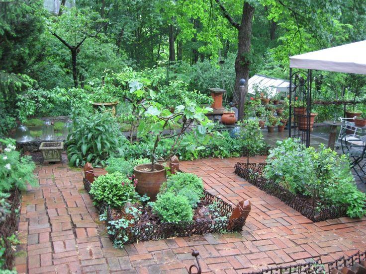 Backyard Herb Garden Ideas practical backyard herb garden arrangement ideas Herb Garden Design Medicinal Herb Garden Design Photograph Proceed Into The H