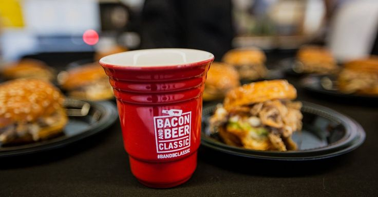 This Fall, Bacon and Beer All Day at Soldier Field