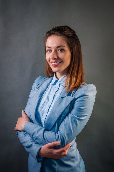Евгения Романенко, счастливая жена и мама в декрете. А по совместительству - успешный менеджер нашей команды.