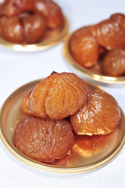 Candied Chestnuts Classic Turkish Confection Marrons by TheLokums