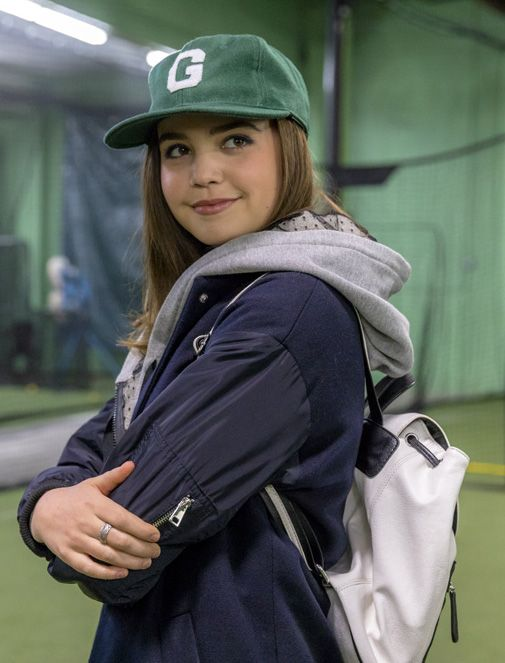 """Good Witch, Season 3 - """"In Sickness and In Health"""" Grace (Bailee Madison) uses her powers to create situations where she and Noah meet up. Watch what happens on Sunday night 9/8c! #goodies #hallmarkchannel"""