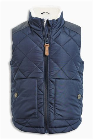 How CUTE is this gilet? We're not wishing away the summer but we already can't wait to kit the little one's out with this.