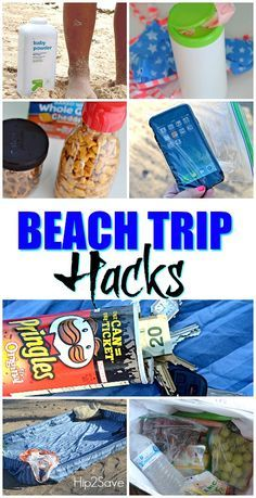 Headed to the Beach? Check Out These 7 Beach Trip Hacks! – Hip2Save