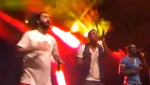 #Collectif Métissé en #concert à #Roquemaure le Mardi 16 août 2011
