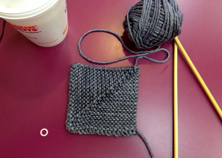 Make some mitered squares - LoveKnitting blog