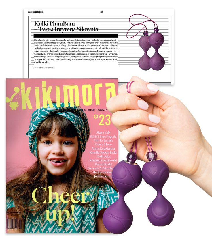 Kikimora dla mnie to więcej niż magazyn rodzica - PlumBum - intymne akcesoria