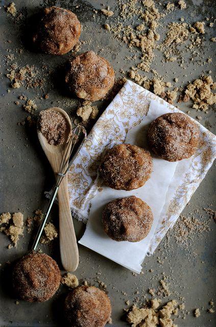 Baked Apple Cinnamon Doughnut Holes | Candy, Cakes & Cookies Oh My ...