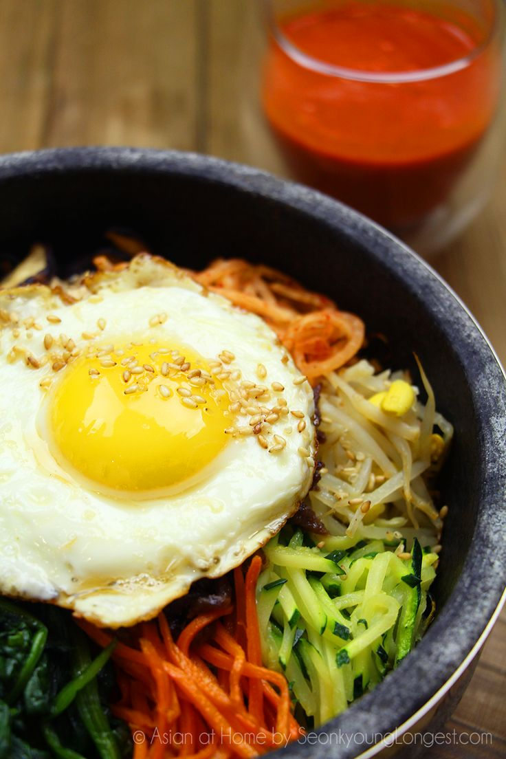 how to cook with korean stone bowl