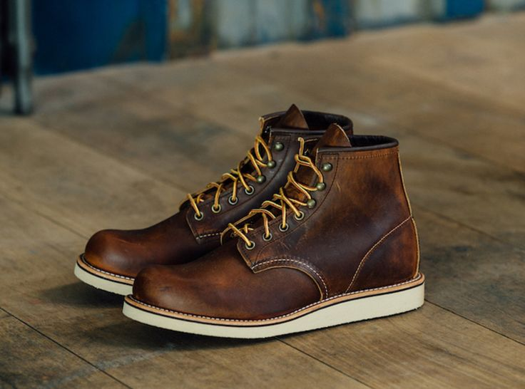 Red Wing Heritage introduces the Rover. A new classic to add to the rotation.