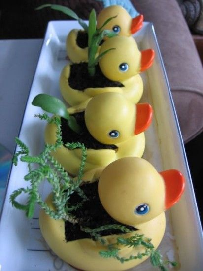 rubber ducks revamped
