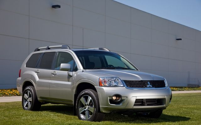 Mitsubishi Endeavor 2011 - Galerie, photo 4/4 - Le Guide de l'auto