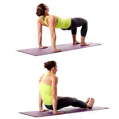 Here's a 5-Minute Ultimate Core Workout that slims your whole core -- obliques, upper and lower belly, back, and hips! | health.com