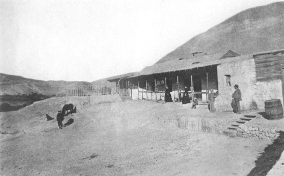 """Hacienda Tiliviche, lugar descrito en detalle por José Miguel Varela en el libro """"Veterano de tres guerras"""". www.laguerradelpacifico.cl"""