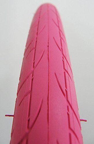 【クロスバイク】DURO製カラータイヤ STINGER DB7043 700×28C(ピンク)700Cカラータイヤ ピンク