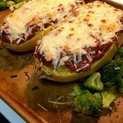 Courge spaghetti style lasagne @ qc.allrecipes.ca