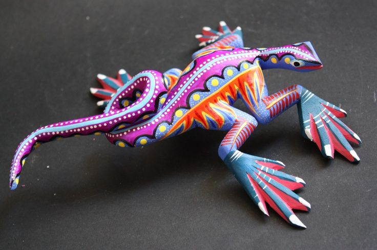 1000 images about mexican alebrijes on pinterest folk for Oaxaca mexico arts and crafts