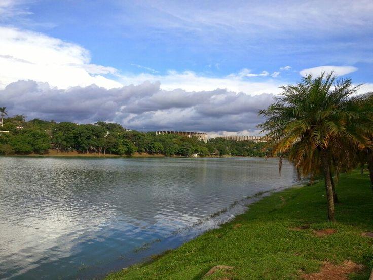 Lagoa da Pampulha - Mineirão - Bh