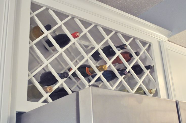 Lattice Wine Rack Dimensions Woodworking Projects Amp Plans