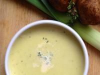 Recipe Potato and Leek Soup by RosGW - Recipe of category Soups