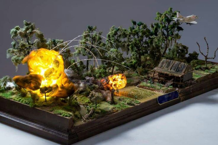 diorama#