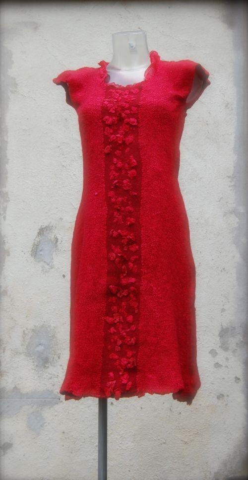Eva-rød
