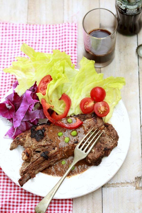 Masam Manis Lamb Chop