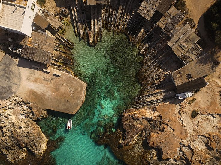 Breathtaking Aerial Pictures of Formentera – Fubiz Media